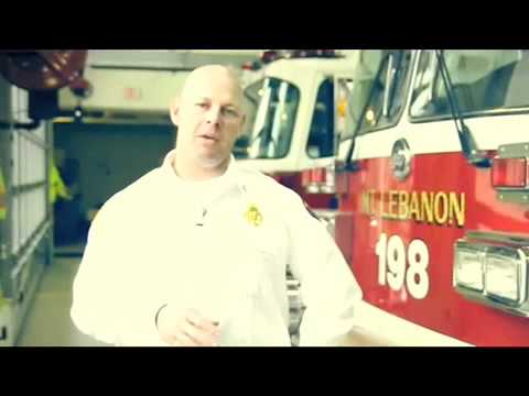 Mt. Lebanon Fire Chief discusses Allegheny Medical Occupational Health Services Pittsburgh PA