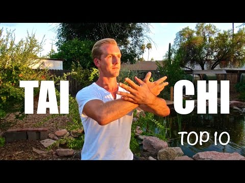 Top 10 Tai Chi Moves for Beginners