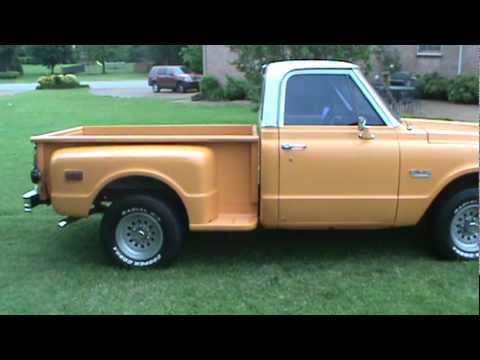 Gmc 1500 For Sale >> 1969 GMC truck for sale main view.MPG - YouTube