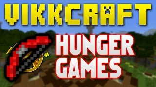 "Minecraft *EPIC* Hunger Games #325 ""FIVE SHOT!"" with Vikkstar"