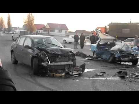 Авария в Новохоперске