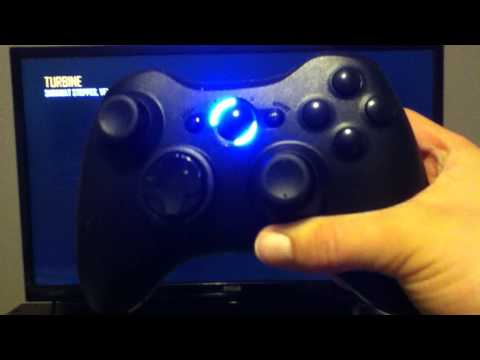 Xbox 360 modded controller 32 modes - quick review