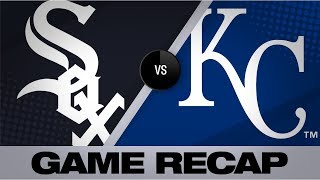 Lopez, Junis lead Royals to a 5-2 victory | White Sox-Royals Game Highlights 7/15/19
