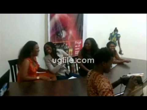 2011 Face Of Legon Auditions Day 3, Part 1 video