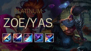 LS Coaching - NA Plat Zoe and Yasuo