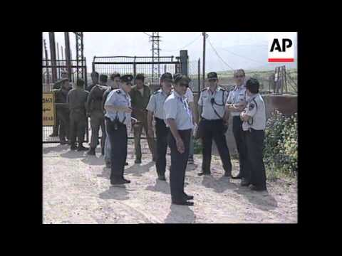 ISRAEL: JORDANIAN SOLDIER KILLS 7 SCHOOL GIRLS AT BORDER POST UPDATE
