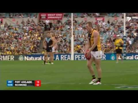 Round 7 AFL - Port Adelaide v Richmond Highlights