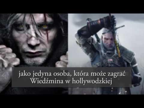 Мадс Миккельсен о ведьмаке
