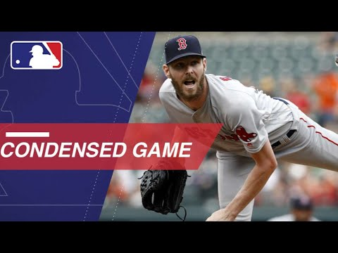 Condensed Game: BOS@BAL - 8/12/18
