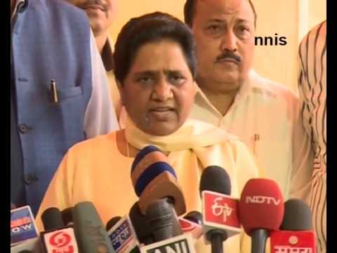 Mayawati Seeks Discussion In Rajya Sabha On Farmer Suicides-Bite First