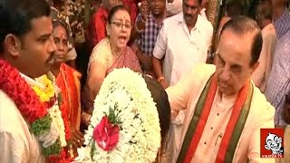 Subramanian Swamy almost got married again!
