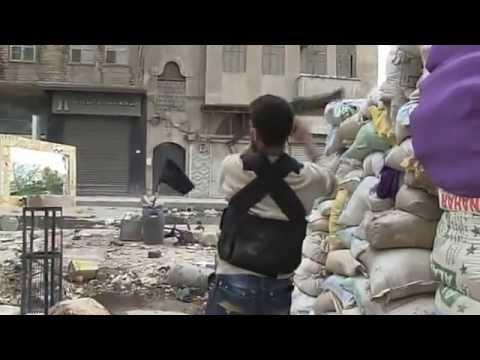 Alep Syrie, vivre avec la guerre