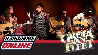 GRETA VAN FLEET - BLACK SMOKE RISING acoustic performance