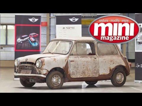 1959 Dutch Mini restoration