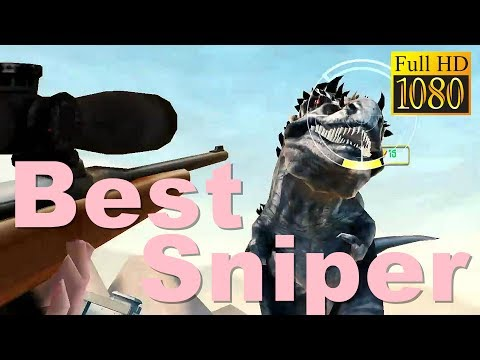 """Best Sniper: Shooting Hunter 3D"" Game Review 1080p Official T-Bull"