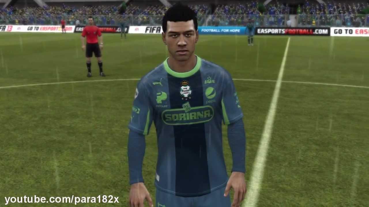 Club Santos Laguna 2014 Fifa 13 Club Santos Laguna