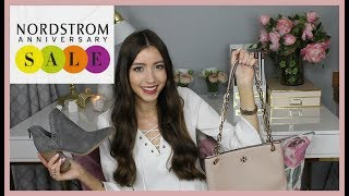 HUGE Nordstrom Anniversary Sale 2017 Haul + Try On!!