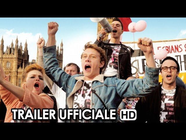 Pride Trailer Ufficiale Italiano (2014) - Bill Nighy Movie HD