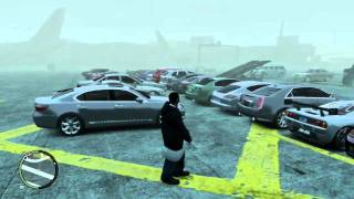 GTA IV Modded Foggy Noon ENBSERIES 1-2