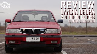Review Lancia Dedra 2.0 Turbo i.e 1994 - SecondViewer Especial