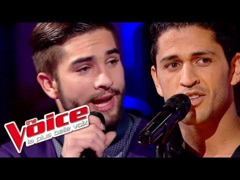 The Voice 2014│Kendji VS Youness - Tous les mêmes (Stromae)│Battle