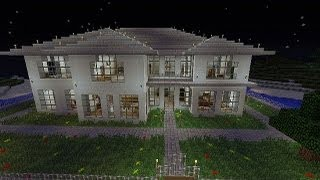 Minecraft Modern House II + DOWNLOAD