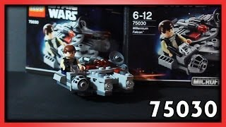 LEGO Microfighters Millenium Falcon Review Set 75030