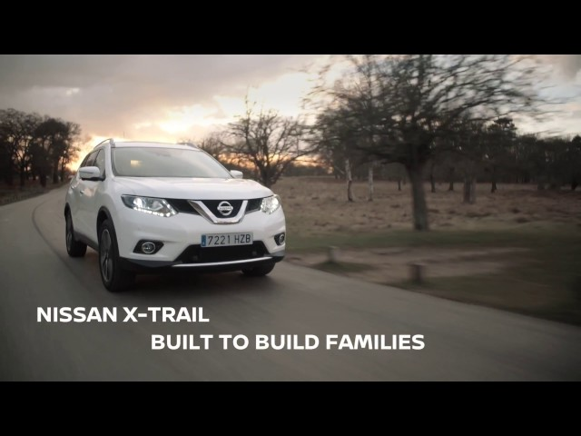 Nissan X-Trail 4Dogs concept: the 'pawfect' car for family ...