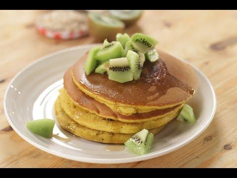 Pumpkin Pancake | Sanjeev Kapoor Khazana