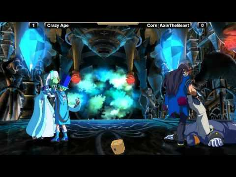 Ffvi: Blazblue Chronophantasma - Top 8 video