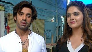 Anjali Anand And Mohit Malik Interview On  Kulfi K