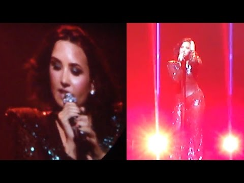 SURPRISE! Demi Lovato Performs New Single 'Body Say' (First Listen)