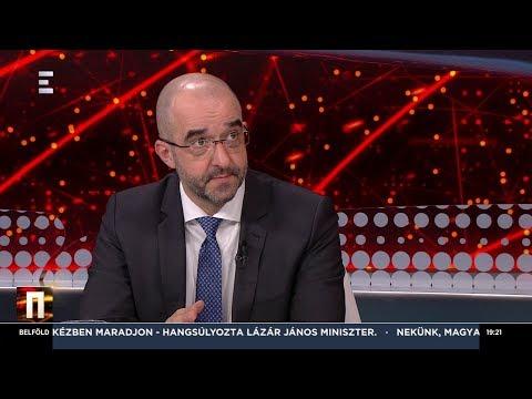 Újabb brüsszeli kampányjelentés készült - Kovács Zoltán - ECHO TV