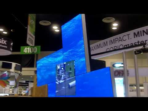 InfoComm 2013: TV One and Magenta Shows Off Windmill Display