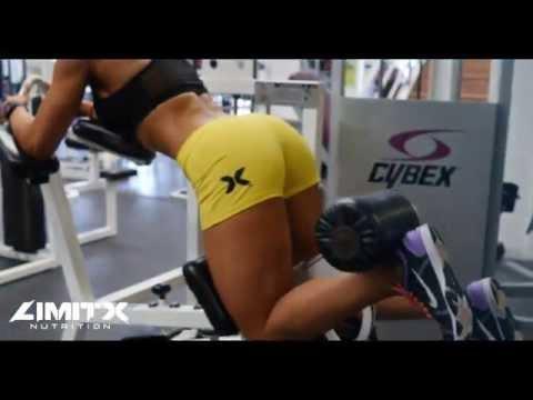 Lorena Bañuelos, Atleta Limit X Nutrition