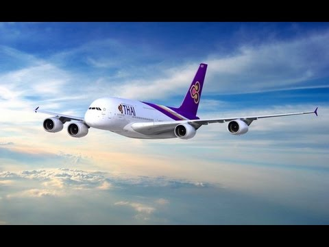 Thai Airways First Class A380 | Frankfurt to Bangkok