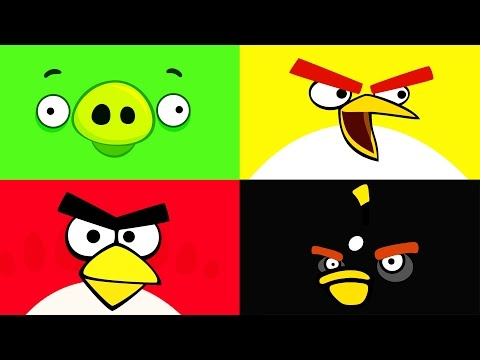 Epic Angry Birds Videos - Surprise Eggs, Toys And Many Disney Folks By Supercool4kids video