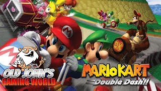 "Mario Kart Double Dash ""Mushroom Cup"" (Gamecube)"