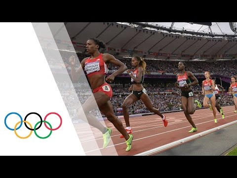Athletics Women's 800m Final Full Replay - London 2012 Olympic Games