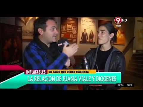 Juana Viale opinó sobre los polémicos audios de Pampita y Benjamín