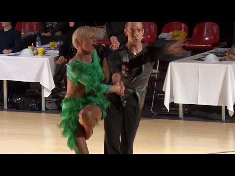 Helsinki Open 2014 | WDSF WO Latin Final | Marts Smolko - Viktorija Puhovika | Cha-Cha