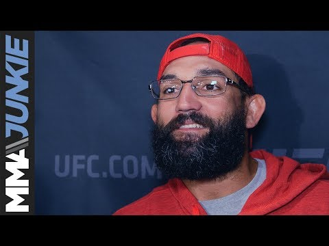 Johny Hendricks full pre-UFC 217 interview