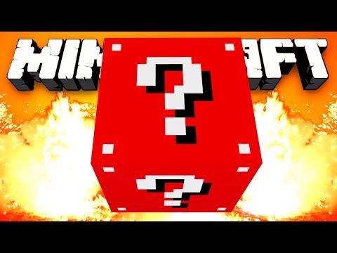 Minecraft Mods - Evil Lucky Block Race! W preston, Bajancanadian, Vikkstar, Woofless & Lachlan! video