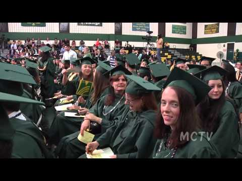 Mercer County Community College - Commencement 2014