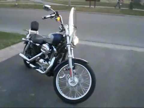 My Harley Davidson - Sportster XL1200C