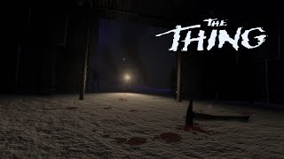The Thing Walkthrough #012