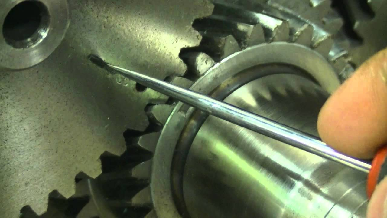 Camshaft  U0026 Crankshaft Timing Marks On Kohler Command