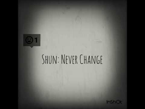 SHUN :NEVER CHANGE FEAT. LYU:LYU| COVER