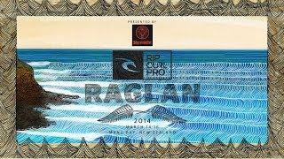 Official Teaser: Rip Curl Pro Raglan 2014 presented by Jägermeister