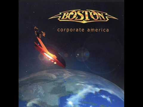 Boston - Cryin